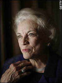Former Supreme Court Justice Sandra Day O'Connor Falls Victim To Alzheimer's Disease