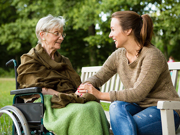 Family Caregivers Placed Under A Tremendous Amount Of Financial And Emotional Stress