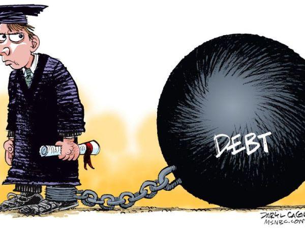 Many Seniors Still Deeply In Debt