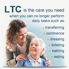 Get Long Term Care Insurance Or LTC While You Can, Cost Of Senior Care Keeps Going Up