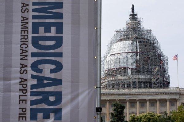 Medicare Projected To Be Insolvent In 2026, Social Security 2035