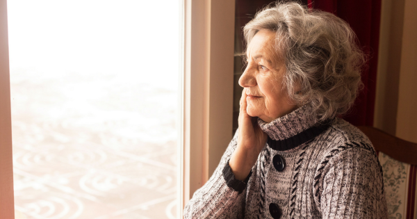 Living In Isolation A Big Problem For Seniors