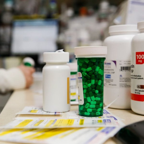 President Trump Vows To Lower Drug Prices