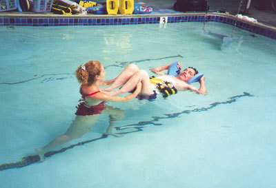 Aquatic Therapy Good For Many Ailments, Including Stroke And Parkinson's