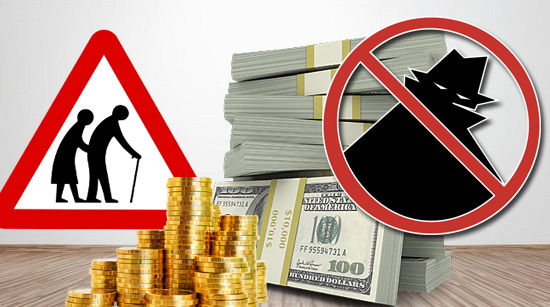 Financial Elder Abuse Is A Big Problem, Says AARP