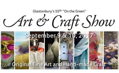 Glastonbury Art & Craft Show