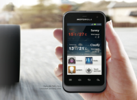 Motorola, Embedded application, Android