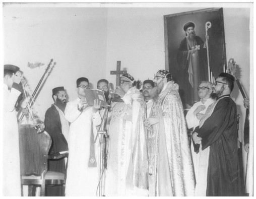 Consecration of Mar Gregorious Chapel at Elamkulam