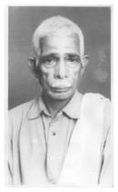 Sri. P. I Paily,  First Sexton