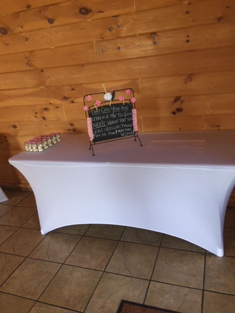 Stretch Table Linen