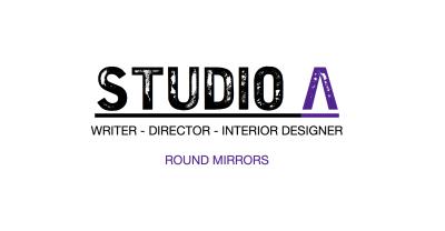 Design #3 - Round Mirrors