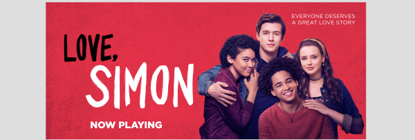 Off Topic #1 - Love, Simon & Coming Out