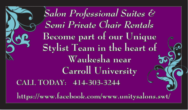 Salon Chair Rental Info