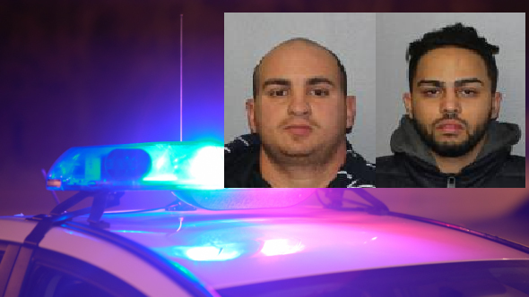 Men Arrested for Placing Skimming Devices on Gas Pumps