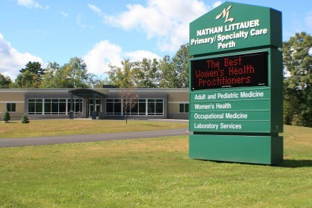 Nathan Littauer to Build $2.1M Clinic in Broadalbin