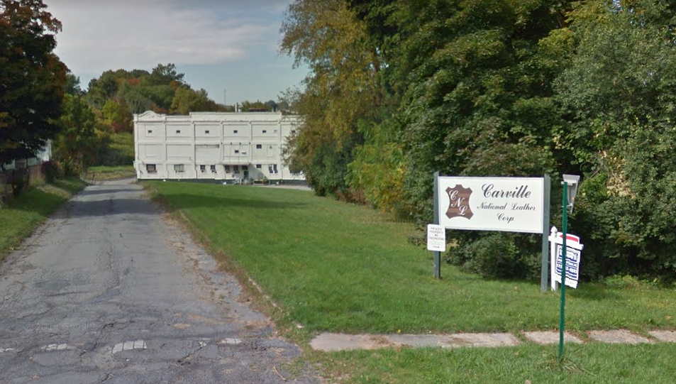 Carville National Leather Corp. 10 Knox Ave. Johnstown