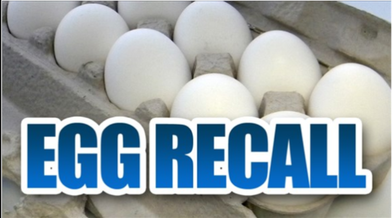 Walmart Among Stores Affected by Egg Recall