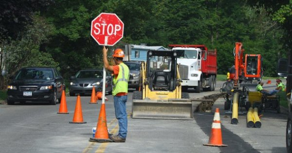 Road Projects Occurring Throughout Area This Week