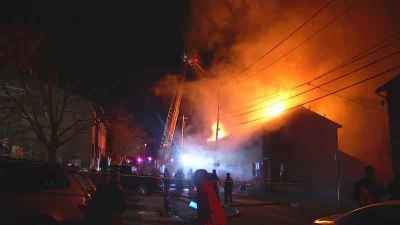 More than a dozen displaced after Rensselaer fire