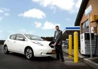New York state adding more charging stations along Thruway