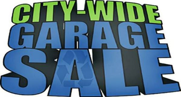 City-Wide Garage Sale to be Held May 19th & 20th