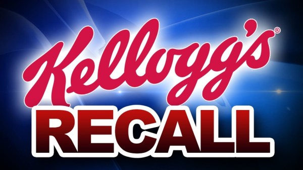 Salmonella Outbreak Causes Kellogg's to Issue Cereal Recall