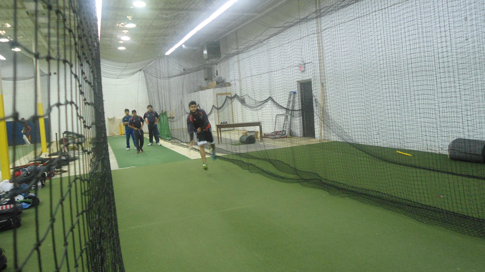 A place to learn and play cricket...