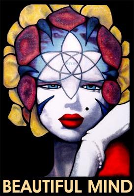 Marilyn Monroe Beautiful Mind