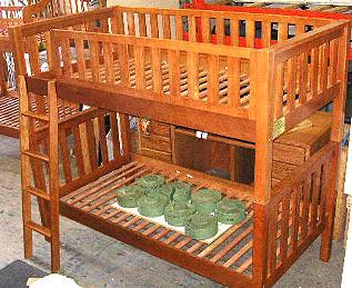 Bunkbeds and Cribs