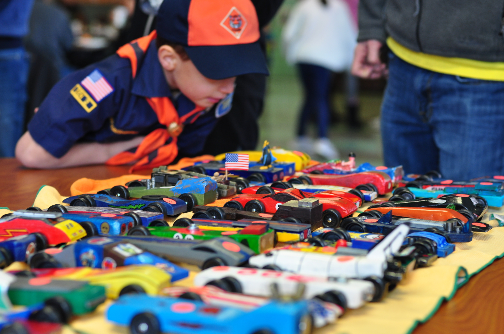 2017 Pinewood Derby
