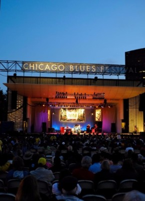 Festivals, music, food and fun in Grant park all summer long!