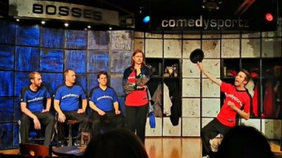Comedy Sportz in Chicago's Lakeview neighborhood is fun for the entire family!