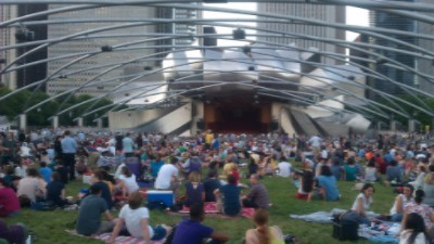 the nation's only FREE outdoor classical music series of its kind. PACK A PICNIC!