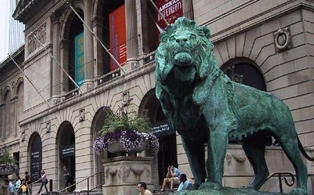 The leading fine-arts institutions in the US