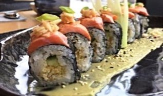 Rise Sushi Menu