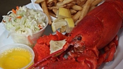 Chicago Guest House Steps to Hundreds of Amazing Restaurants--New England Seafood company Menu