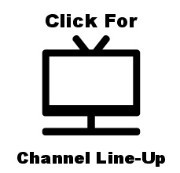Chicago Guest House TV Channel Line Up