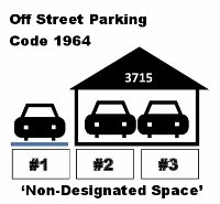 Chicago Guest House offers 1 Free Off Street Parking Space