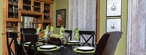 Chicago Guest House on Lakewood Ave 2nd Floor Shoreline Suite sleeps 4-6 guests