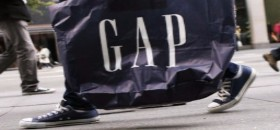 Gap in Chicago's Lakeview neighborhood, the arbiter of classic American comfortable style