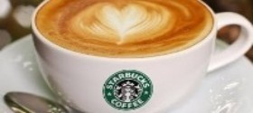 Starbucks coffee shops around every corner in Chicago's Lakeview neighborhood