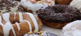 Dinkle's Bakery in Chicago's Lakeview neighborhood is a third generation German family bakery
