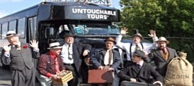 Untouchable tours in Chicago
