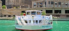 Chicago Guest House highly recommends the Wendella boat tours