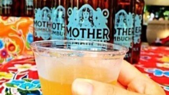 Southside coffee brew bar sells Mother Kombucha Living Tea