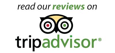 tripadvisor read our reviews badge