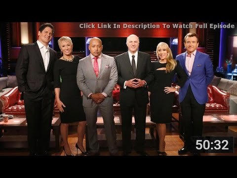 Think it is Easy being a contestant on Shark Tank?