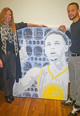 Steph Curry, victoria schweizer