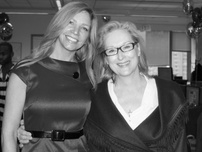 Meryl Streep, Victoria Schweizer