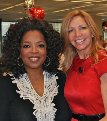 Oprah Winfrey, Victoria Schweizer
